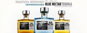 blue nectar tequila logo