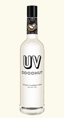 uv coconut vodka