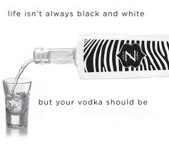 zebra vodka